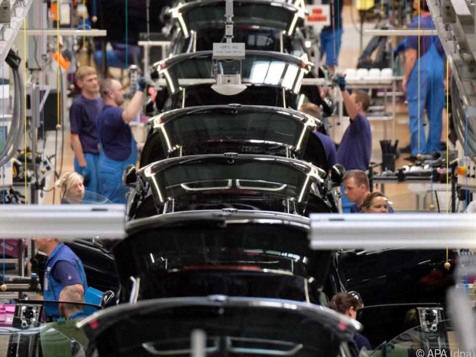 Der chinesische Markt wird für deutsche Autobauer immer wichtiger