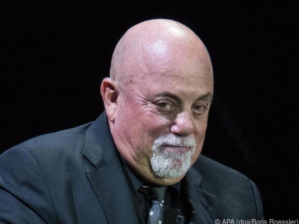 Der Halbbruder von Billy Joel lebt in Hamburg