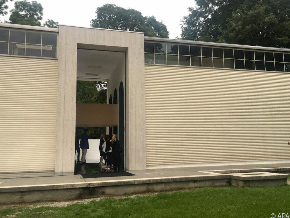 Der Österreich-Pavillon in Venedig