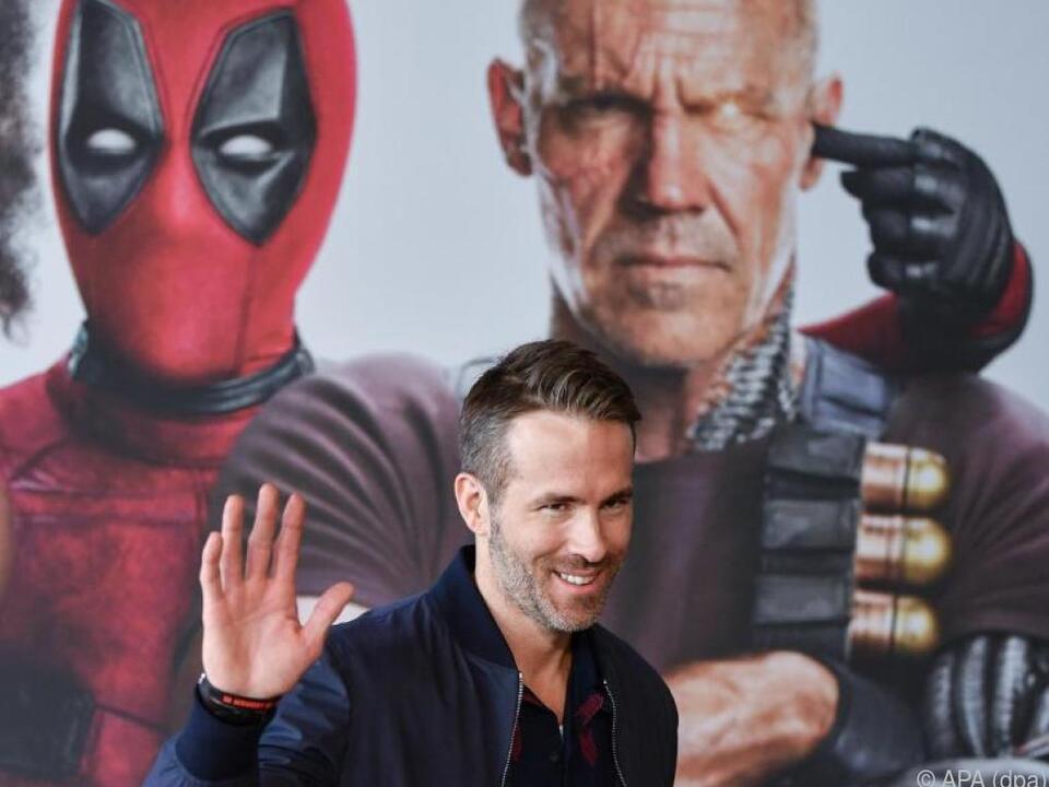 Die Actionkomödie mit Ryan Reynolds ist gut besucht