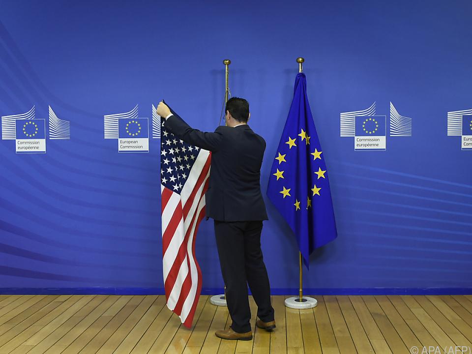 Die EU könnte die USA Gegenwind spüren lassen