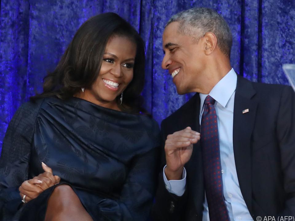 Die Obamas gingen eine Netflix-Kooperation ein