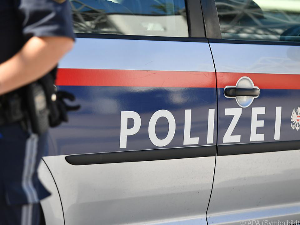 Die Polizei fahndet nach dem Täter