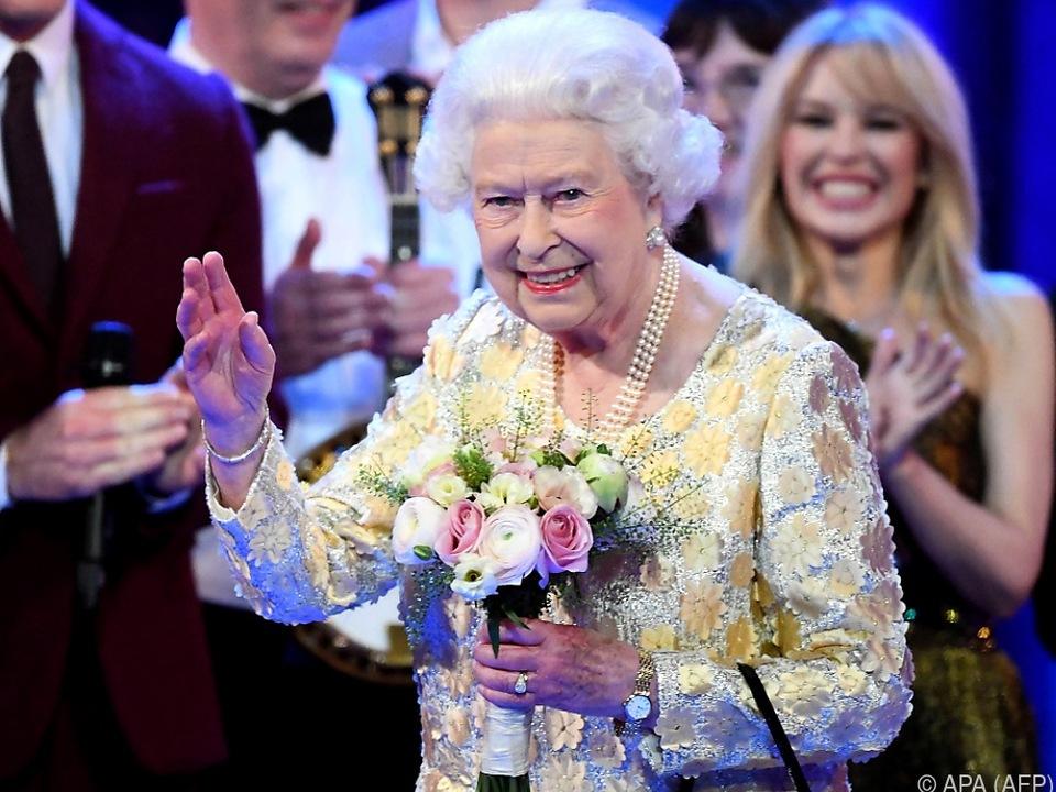 Die Queen ist auch Staatsoberhaupt von Neuseeland