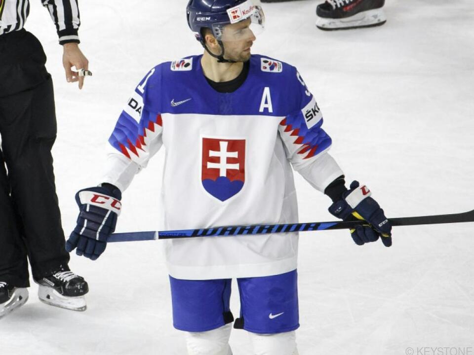 Die Slowakei siegte mit 3:1