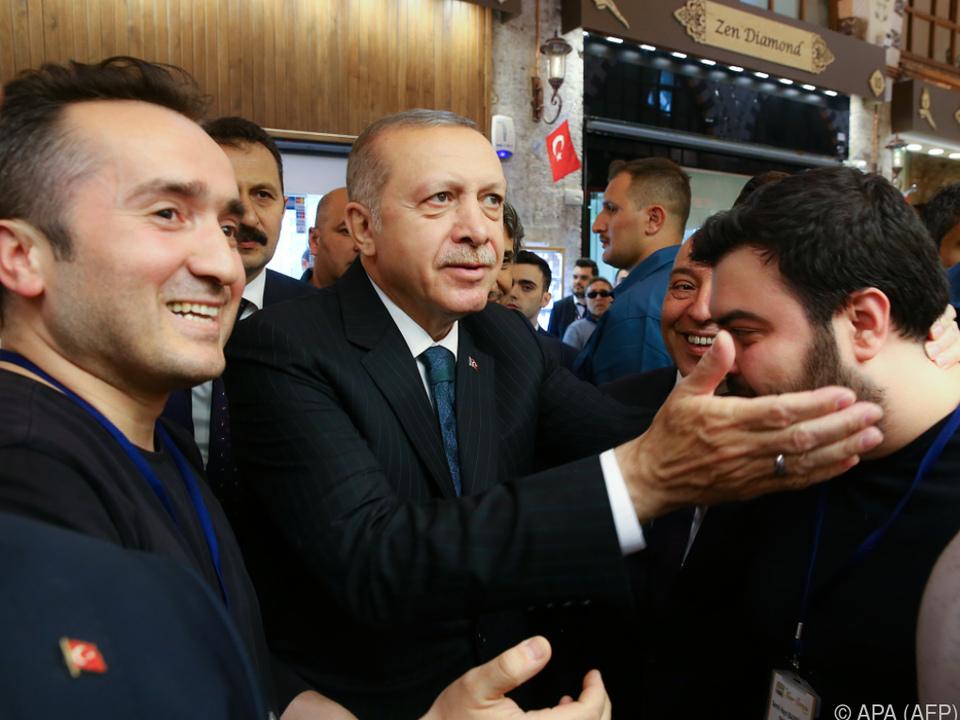Erdogan sieht den Balkan als sein Einflussgebiet