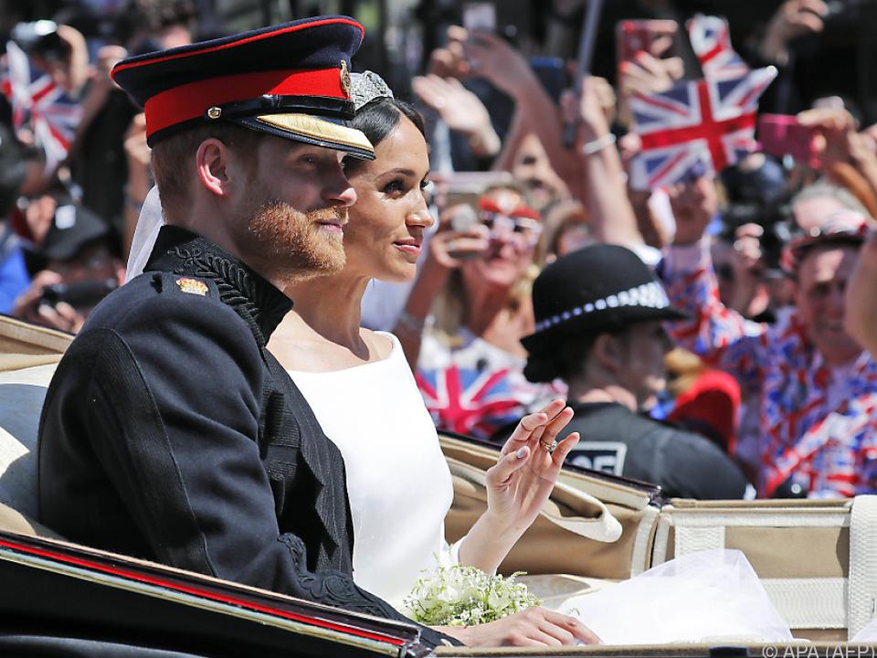 Erinnerungsstücke an die royale Hochzeit sind sehr begehrt