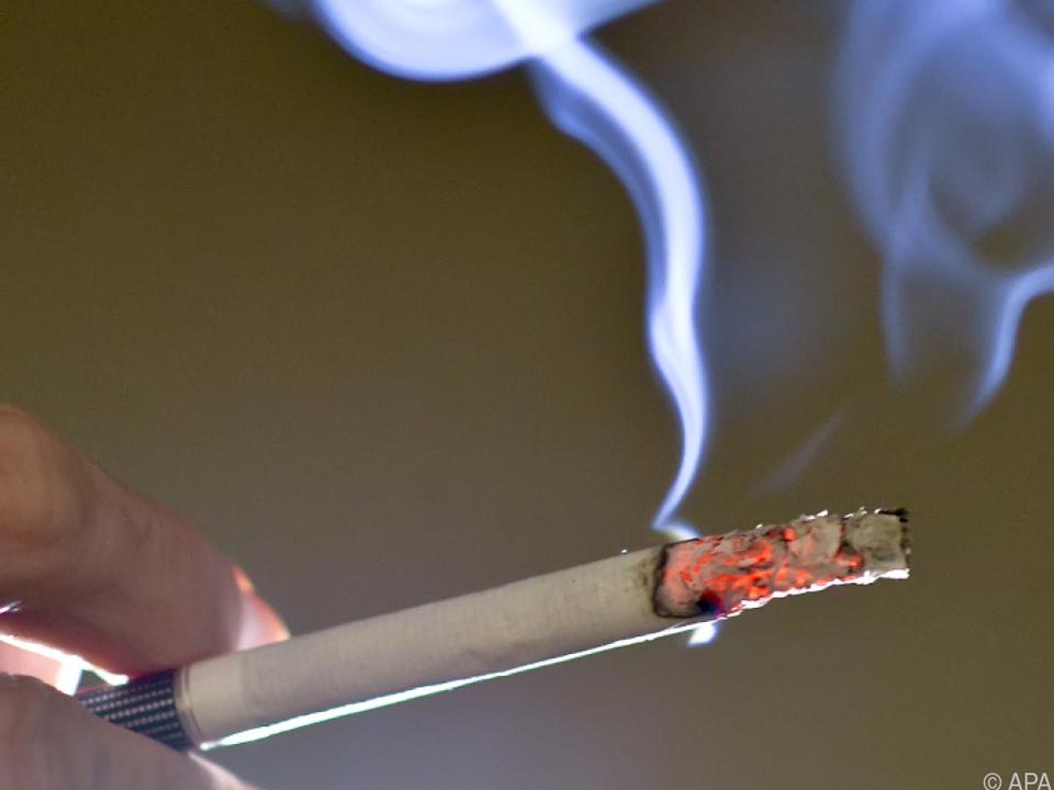 rauchen zigarette Erste negative Auswirkungen bereits nachgewiesen