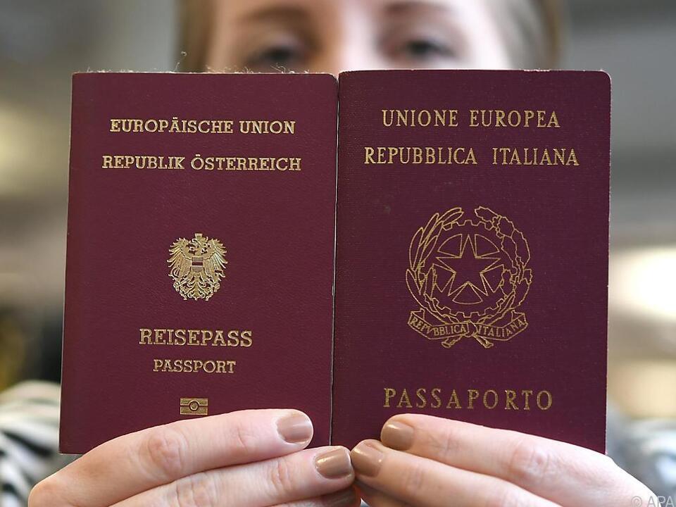 EU-Bürger können sich künftig an ausländische Botschaften wenden doppelstaatsbürgerschaft pass reisepass bürgerschaft freiheit sym