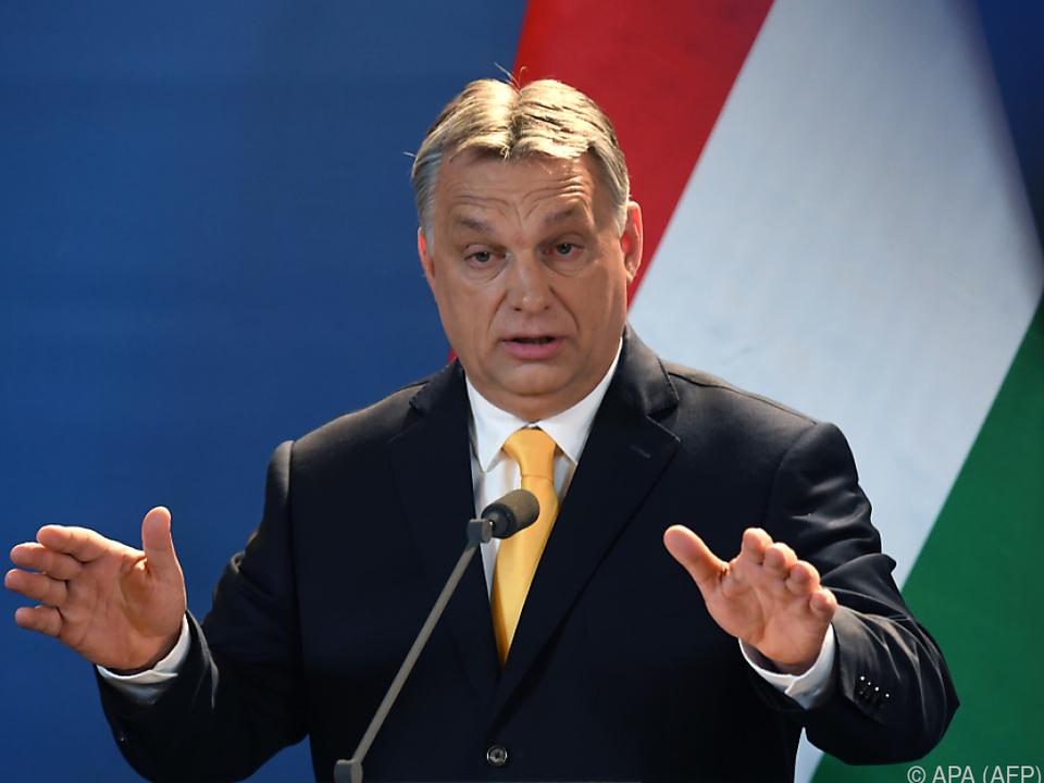 EU wirft Ministerpräsident Orban vor, Ungarns Justiz auszuhöhlen