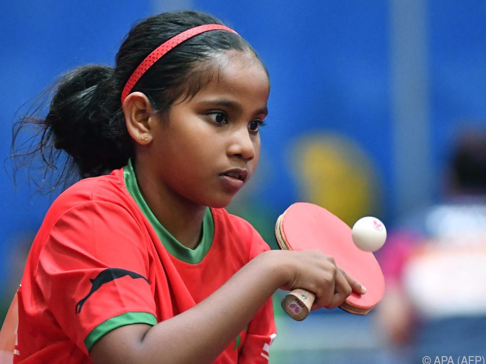 Fathimath Dheema Ali spielt für die Malediven