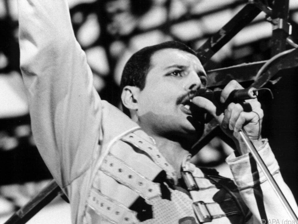 Film folgt den Spuren von Freddie Mercury
