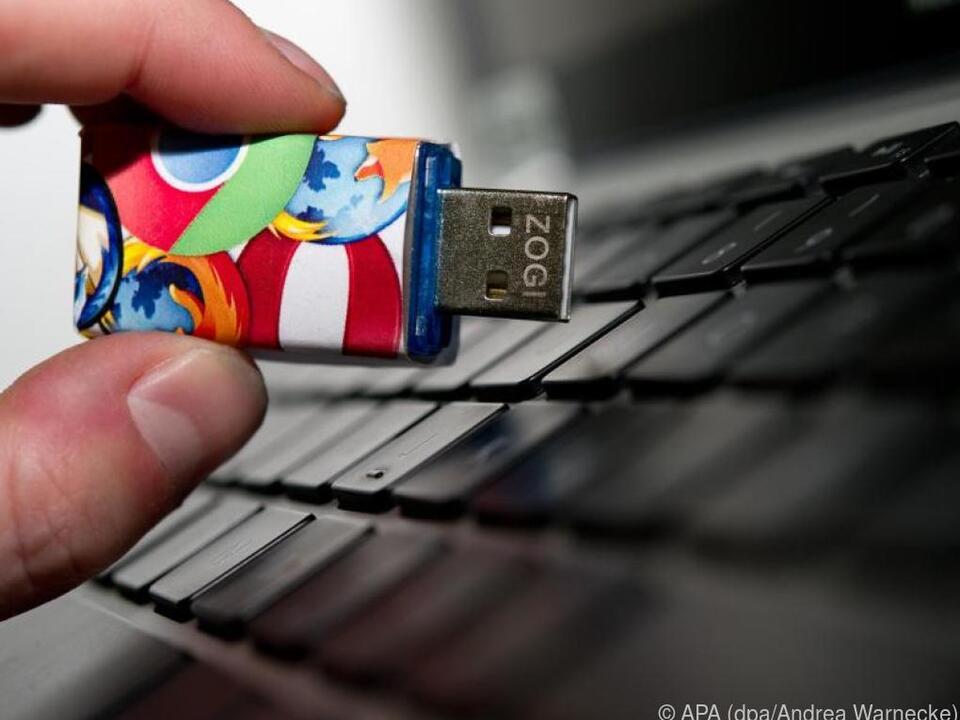 Firefox 60 ermöglicht die Verwaltung aller Passwörter per USB-Stick