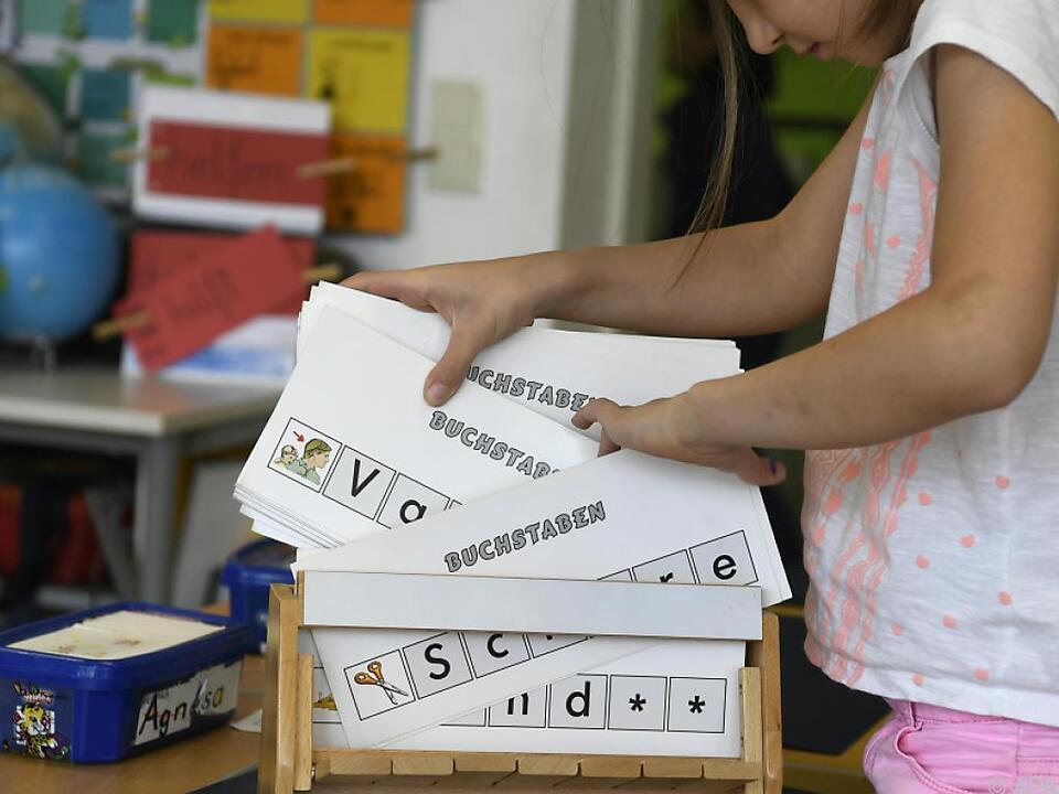 Förderklassen für Schüler mit schlechten Deutsch-Kenntnissen