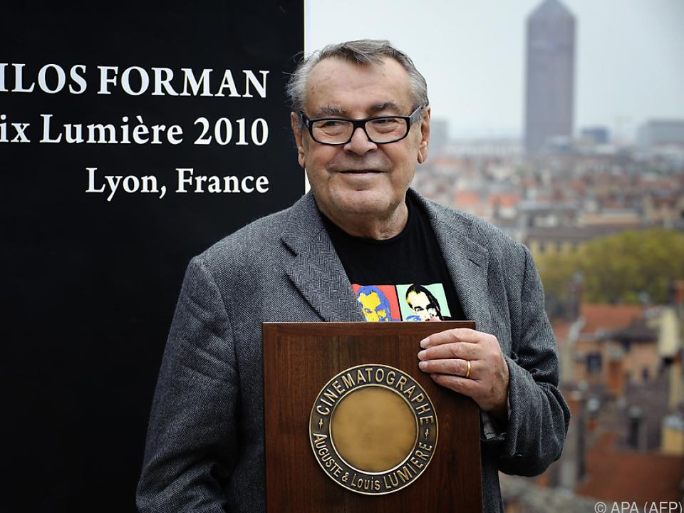 Forman wurde mit \