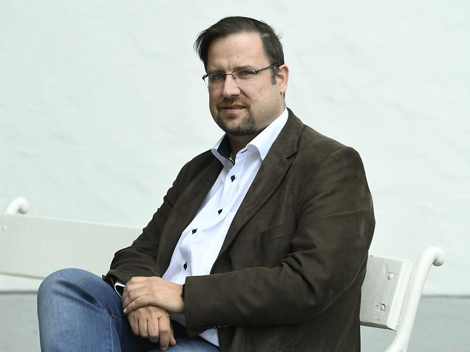 FPÖ-Generalsekretär Christian Hafenecker
