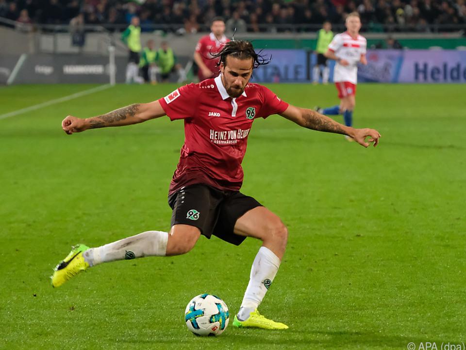 Für Martin HArnik ist es eine Rückkehr zu Bremen