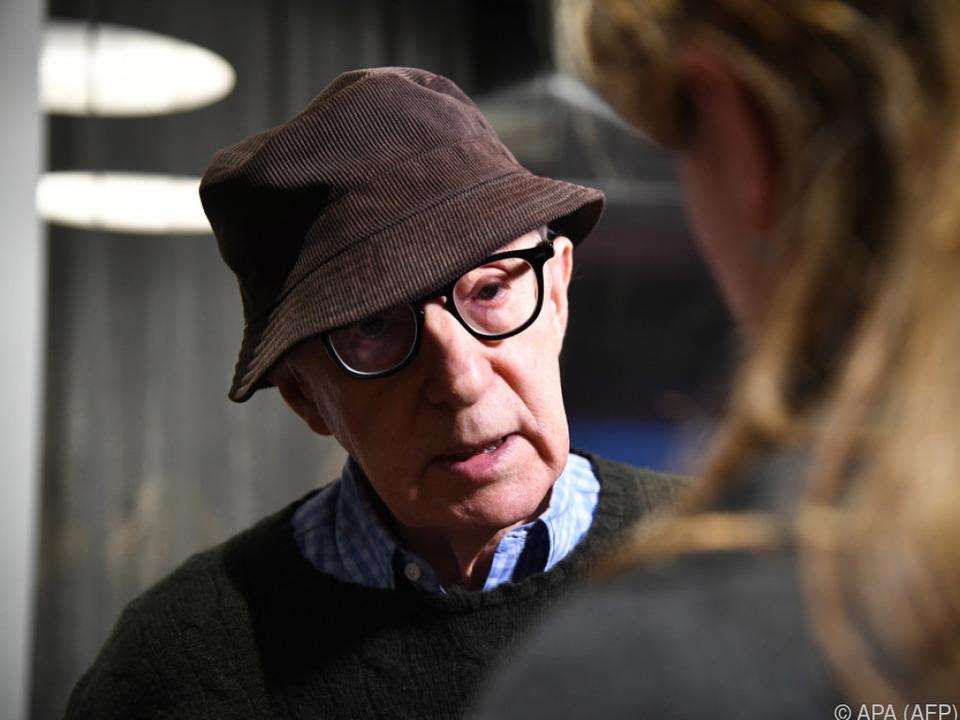 Gegen Woody Allen gibt es seit Jahren Missbrauchsvorwürfe