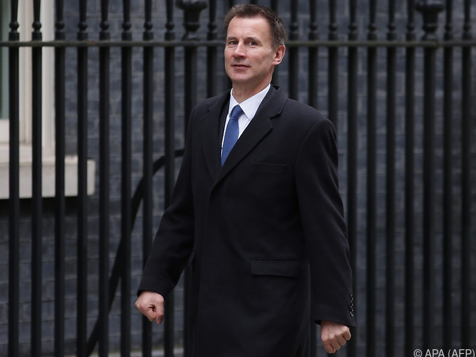 Gesundheitsminister Hunt entschuldigte sich