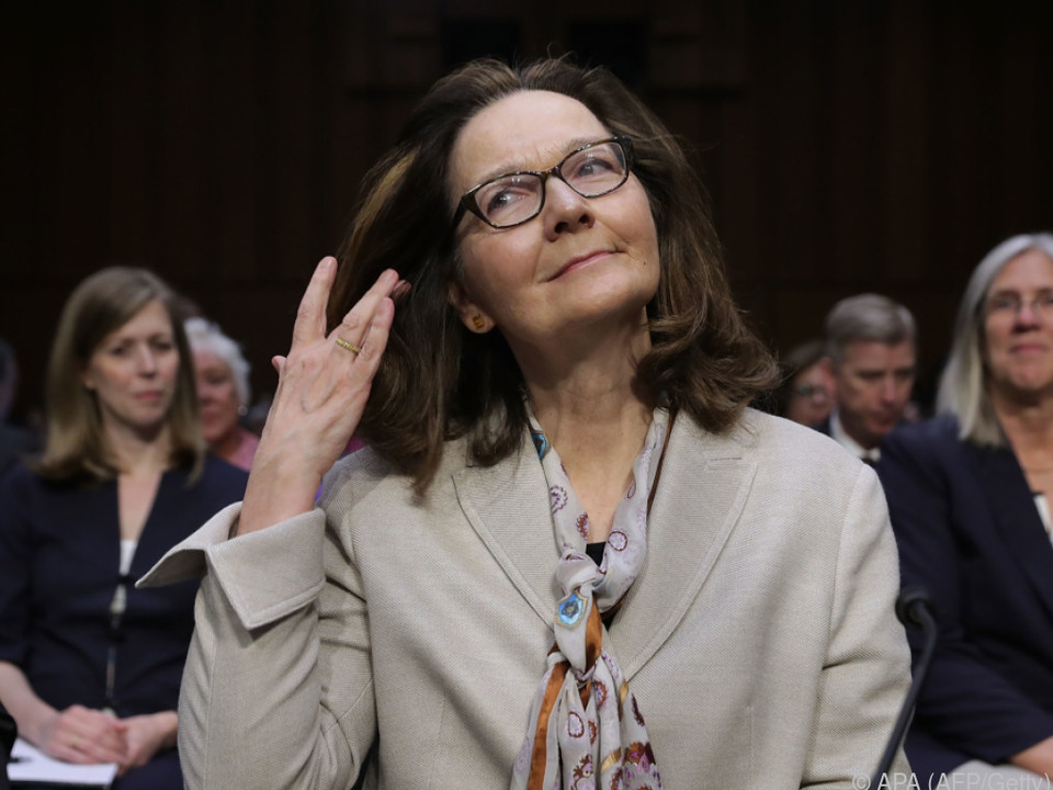 Gina Haspel wird neue CIA-Chefin
