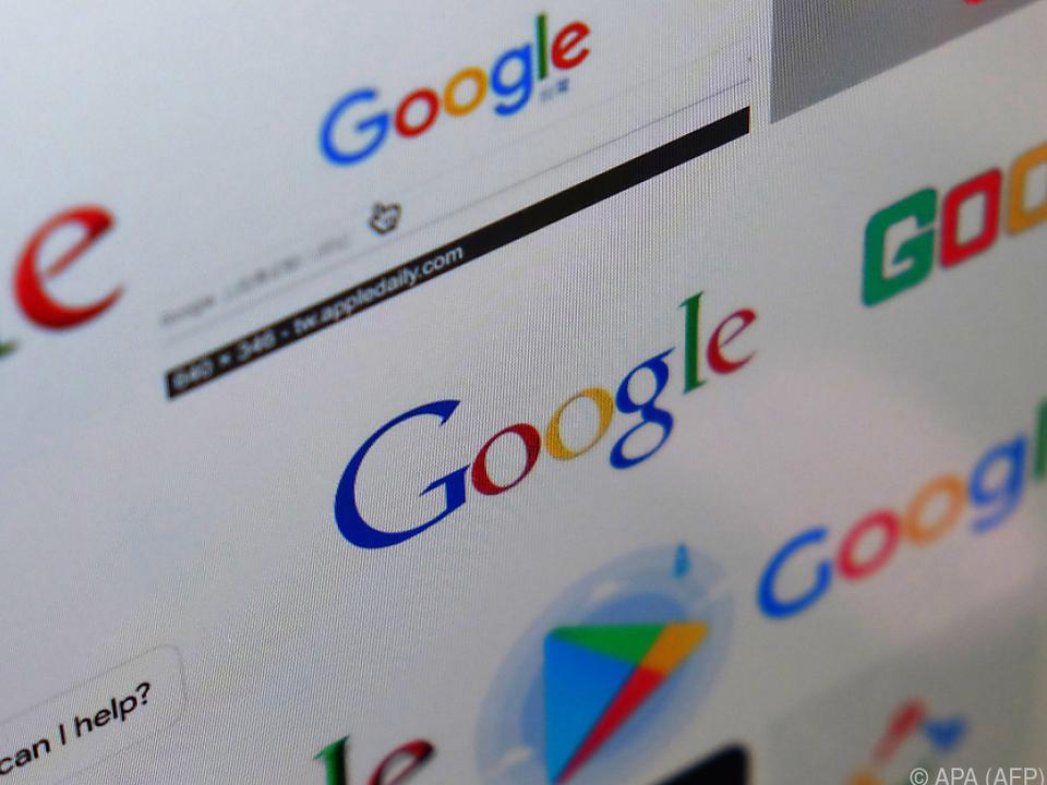 Google gilt als stärkste Marke der Welt