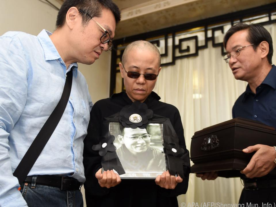 Große Sorge um Liu Xia