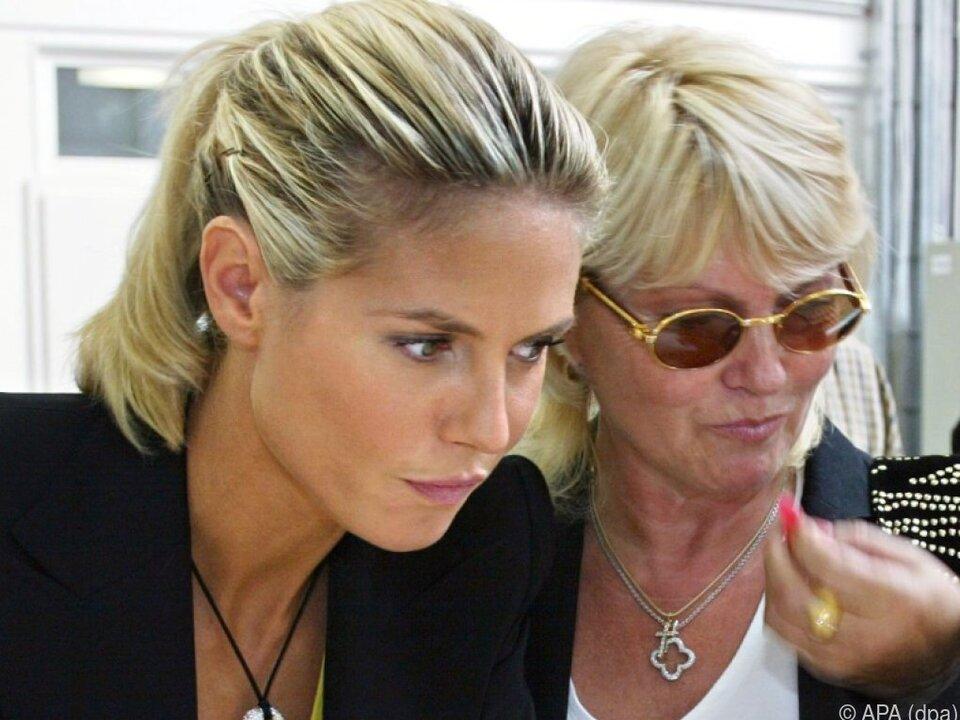 Heidi Klum postet Bild ihrer Mutter aus Jugendjahren - so sah sie aus
