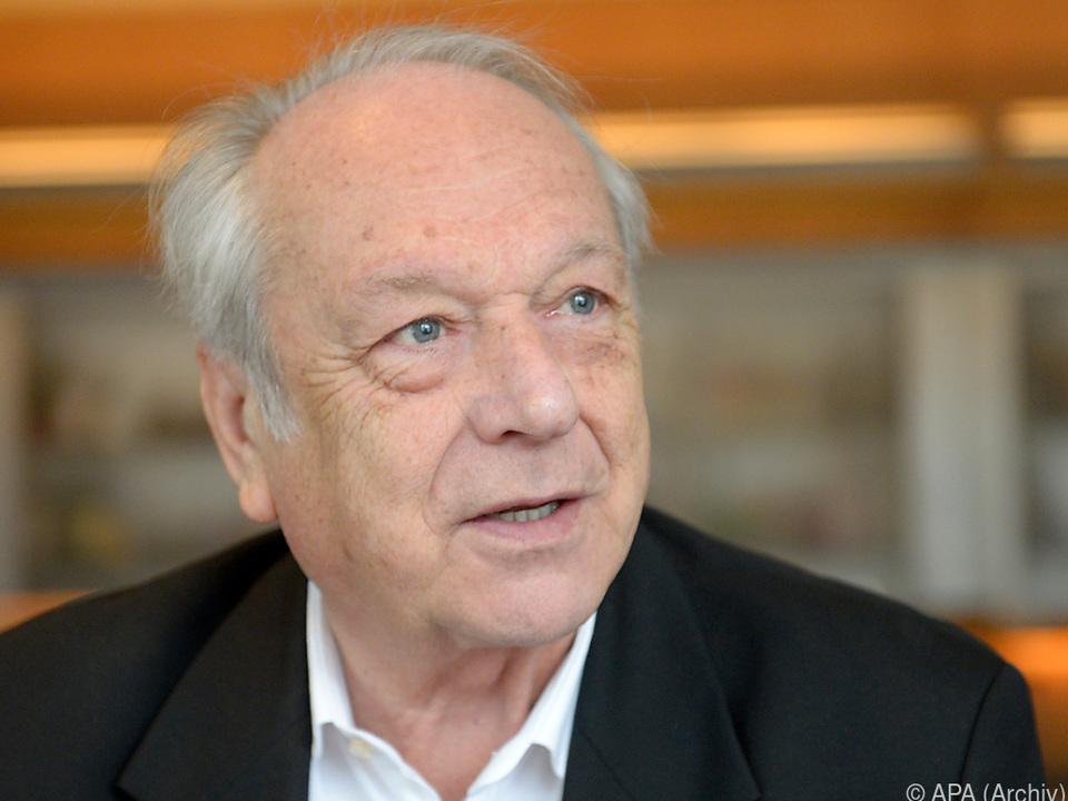 Heiduschka feiert am 20. Mai seinen 80. Geburtstag
