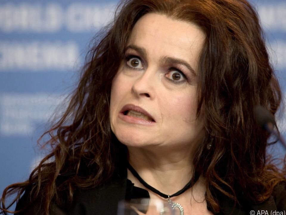 Helena Bonham Carter braucht \