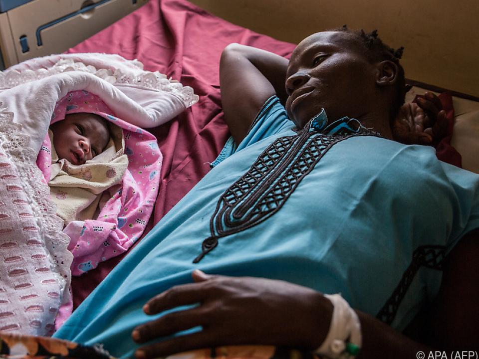 Hilfe aus China wird in Afrika deutlich stärker wahrgenommen