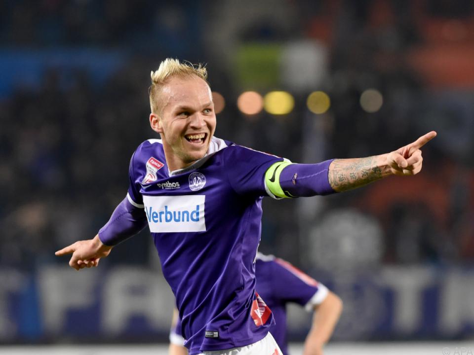 Holzhauser bald wiedervereint mit Trainer Fink