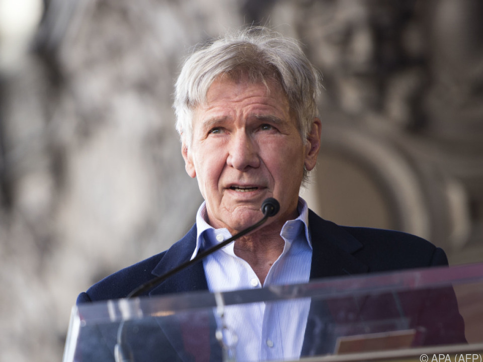 Harrison Ford lobt neuen