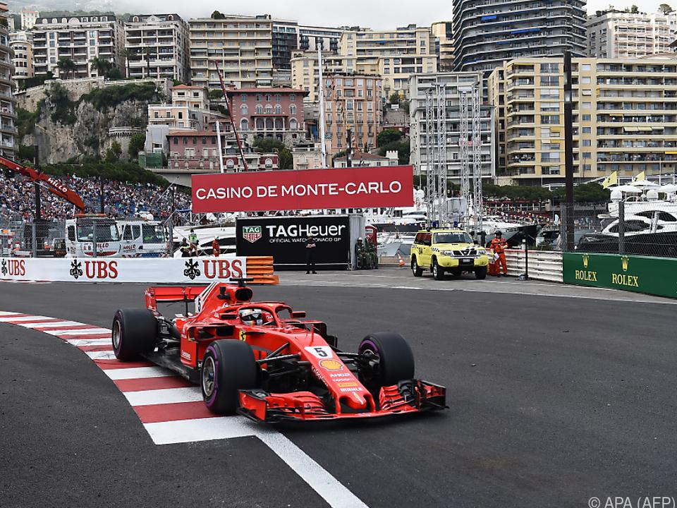 In Monaco werden wichtige Entscheidungen getroffen