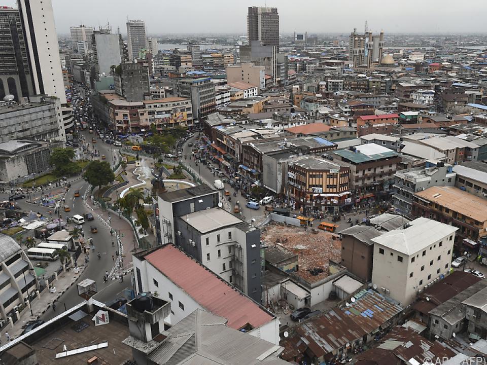In Nigeria (Foto: Lagos) wird die Stadtbevölkerung drastisch ansteigen