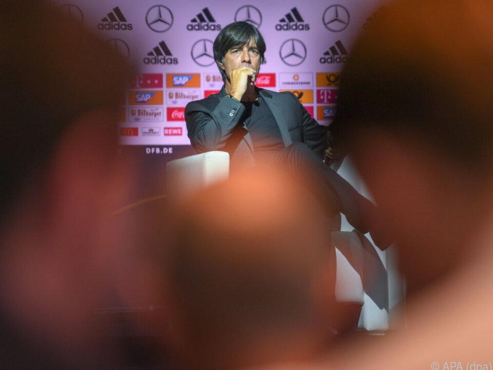 Joachim Löw bleibt bis 2022 DFB-Teamchef