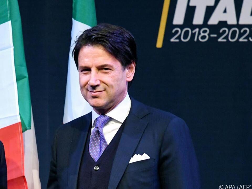 Jura-Professor Giuseppe Conte als künftiger Premierminister
