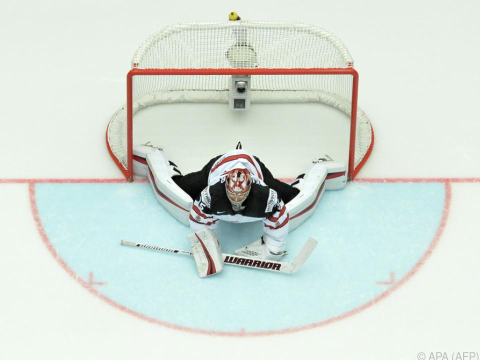 Kanadas Goalie will gegen Russland seinen Kasten sauber halten