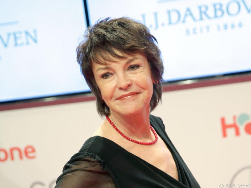 Katrin Sass ist seit 1998 abstinent