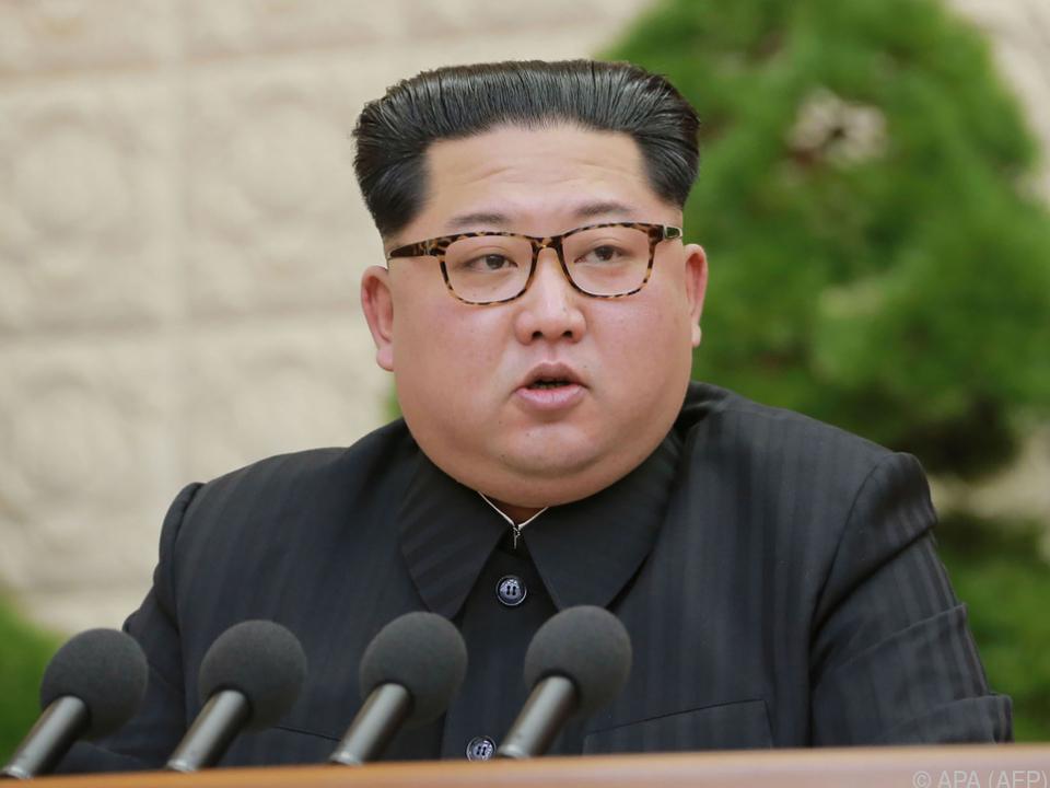 Kim Jong-un reiste wieder nach China