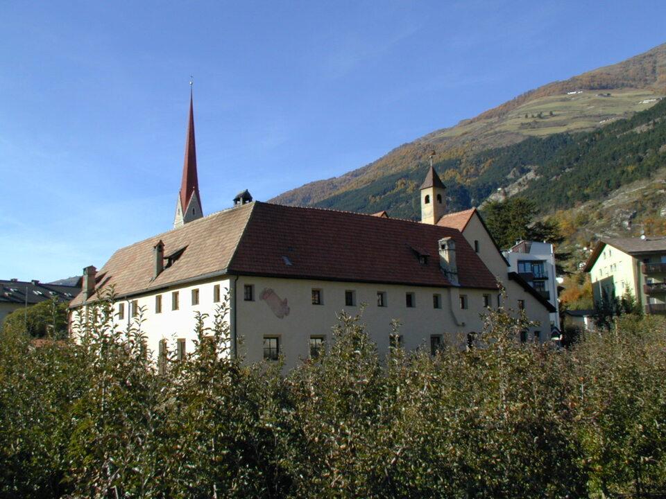 schlanders kapuzinerkloster