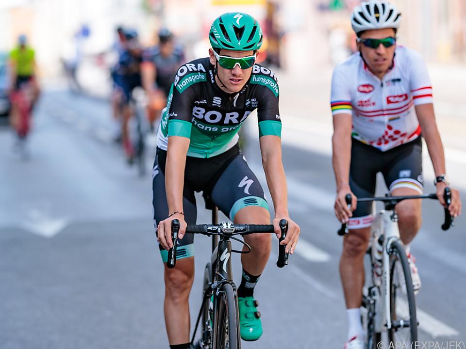 Konrad zeigte in Italien ansprechende Leistungen