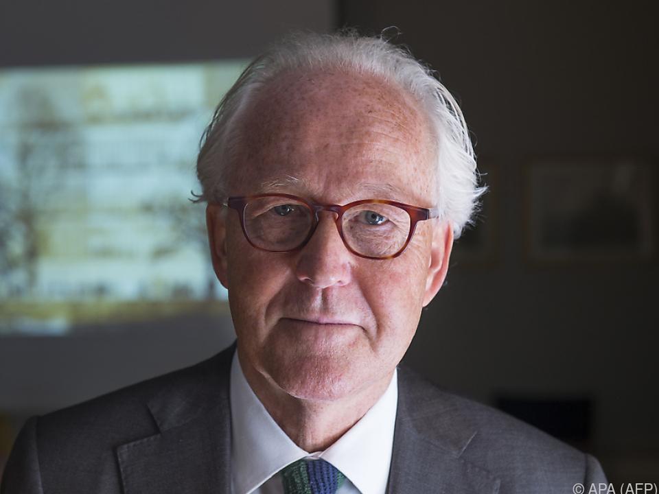 Lars Heikensten stellt Schwedischer Akademie die Rute ins Fenster
