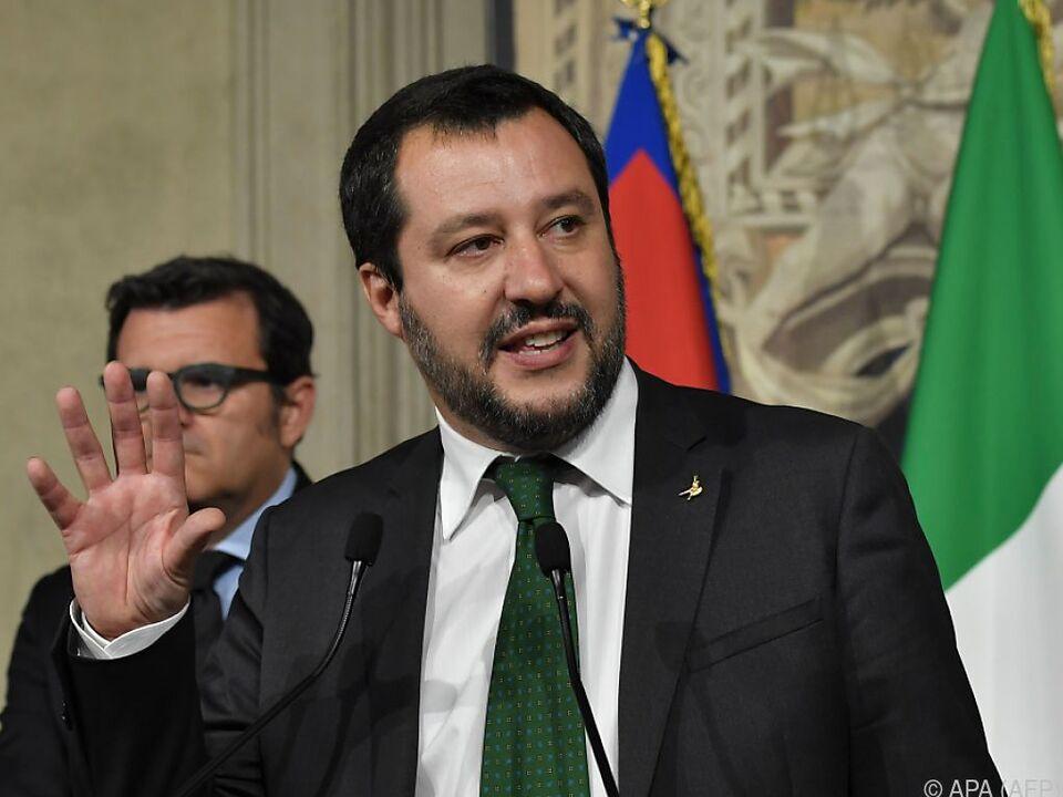 Italien - Fünf Sterne und Lega uneins