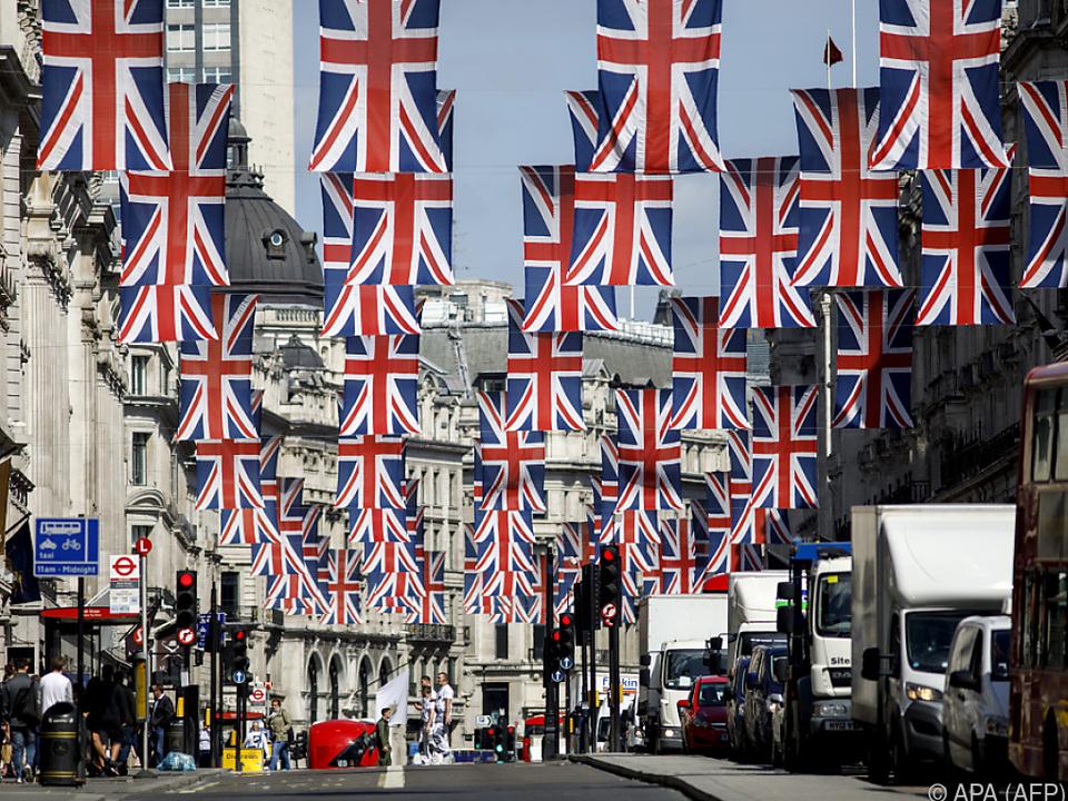 London im Hochzeitsfieber