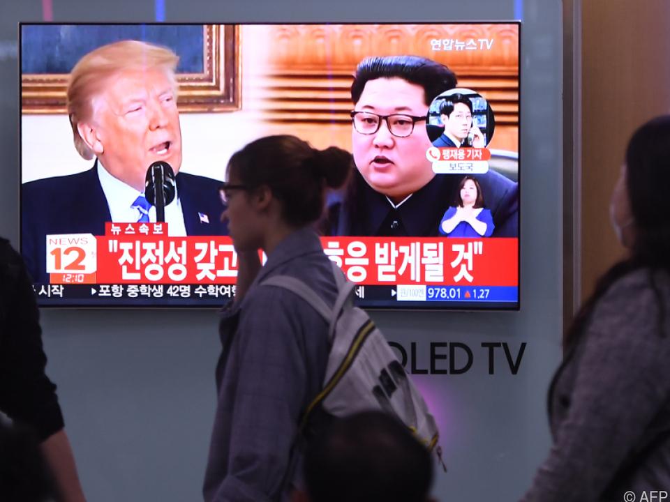 Machthaber Kim sieht sich von den USA und Südkorea getäuscht