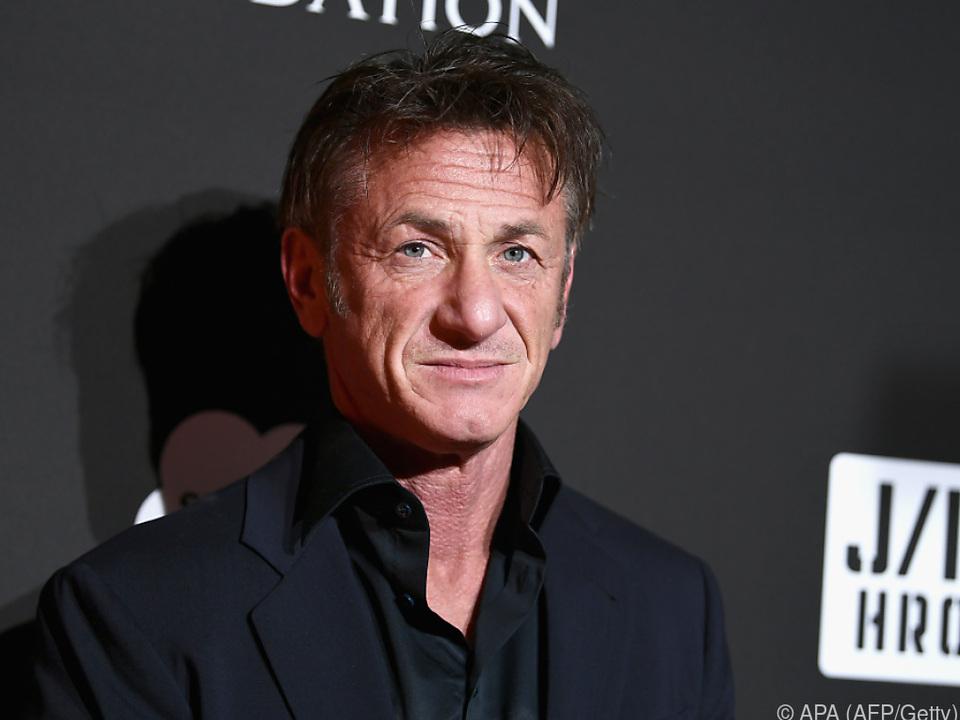 Manche legen Sean Penn Rückbesinnung auf Qualitäten nahe