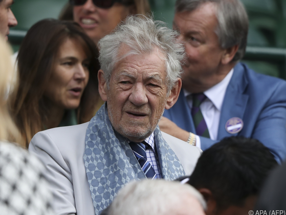McKellen wirft Hollywood vor Minderheiten zu wenig anzuerkennen