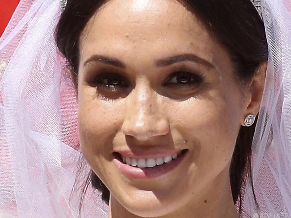 Meghan ist jetzt Teil der britischen Königsfamilie