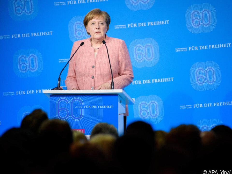 Merkel äußerte Zweifel, ob das Abkommen ohne die USA zu halten ist