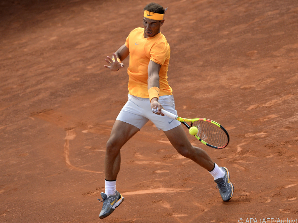 Nadal stürmt von Sieg zu Sieg